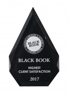 Black Book Award 2017