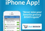 Publix and Winn-Dixie BOGO Alerts App for iPhone