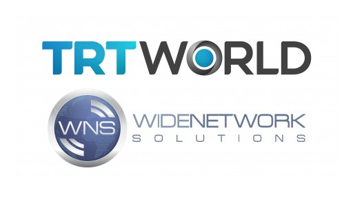 Wide Network Solutions to Assist Turkey's TRT in Global Distribution