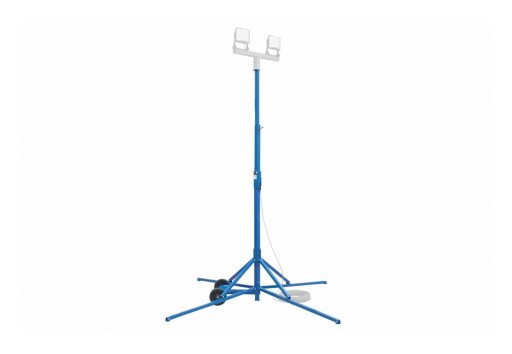 Larson Electronics Releases 120W LED Work Area Quadpod Light Fixture - Tower Only