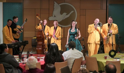 Seattle Rocks Out for a Great Cause With the Jive Aces