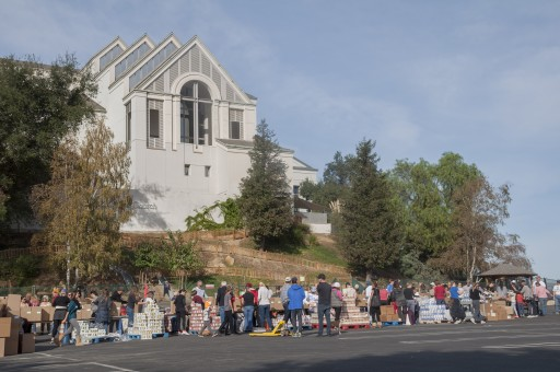 Bel Air Church to Provide 10,000 People With Thanksgiving Meal