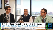 Current Issues Show on July 18th