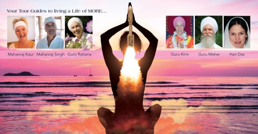 5-Day Kundalini Intensive For More Prosperity, More Happiness, More Love, More Confidence