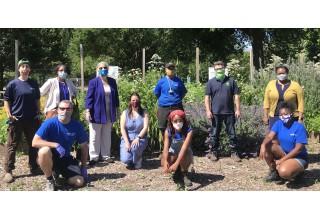 Urban Farm, Randall's Island Park Alliance
