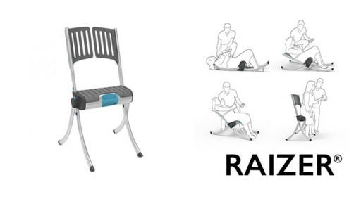 Revolutionary Device for Fallen Person Now Available in the U.S.