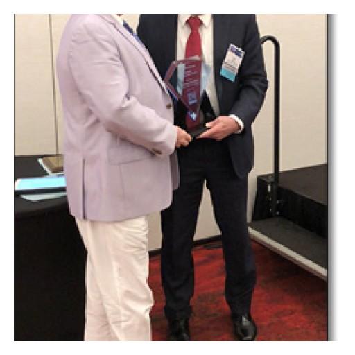 Petersen Wins Lifetime Achievement Award