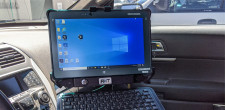 Durabook Rugged Tablet With In-Vehicle Dock Solution