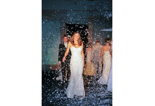 Confetti by TLC Creative adds Visual Energy at Bridal Show