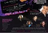 #ConfidenceisQueen Summit Flyer