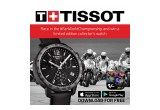Tissot watches - official timekeeper of MotoGP