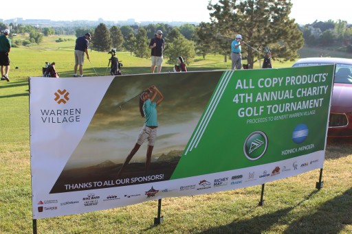 All Copy Products Hosts 4th Annual Charity Golf Tournament