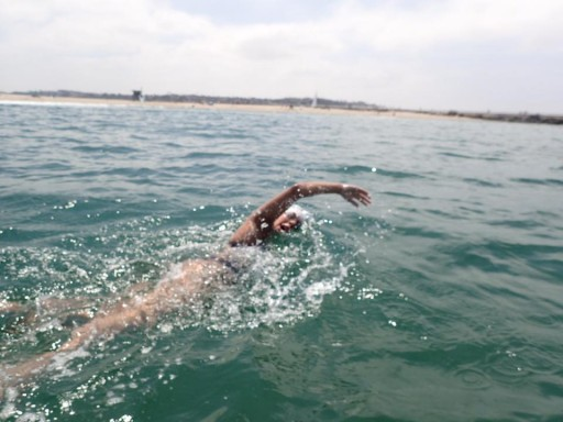 20-Year-Old Marathon Swimmer Abby Bergman's Catalina Channel Crossing to Be First in a Series of Marathon Swims