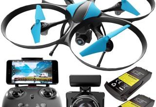 U49WF Blue Heron Drone with Camera