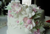 wedding cakes by central continental bakery of mt prospect illinois