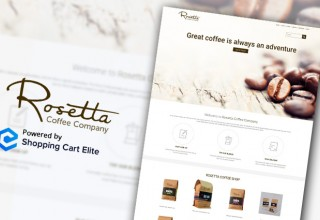Rosetta Coffee Logo