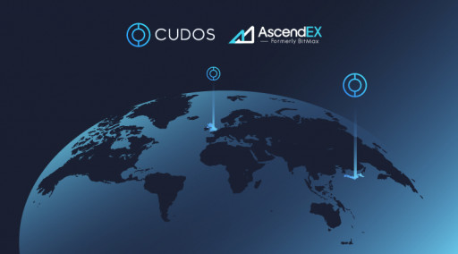 AscendEX Joins Cudos as Staking Validator