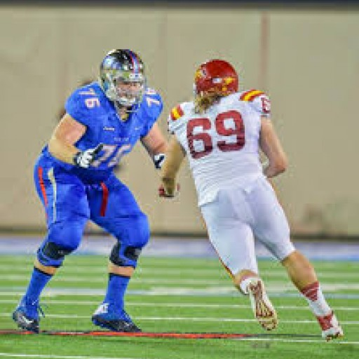 Garrett Stafford of Tulsa May Be the Most Versatile Lineman in 2016 Draft Class per Inspired Athletes
