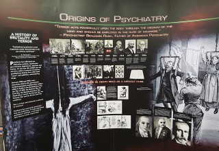 Psychiatry's sordid background
