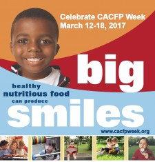 Big Smiles CACFP Week