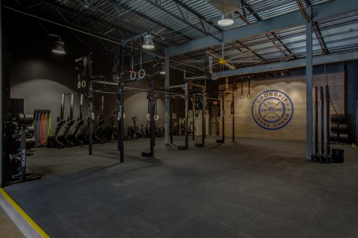 CrossFit Goose Creek Proactive in Reducing Gym Noise with Greatmats