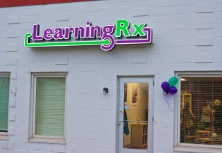 LearningRx Sign