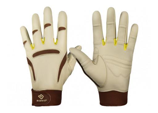 Hillerich & Bradsby Co. Introduce New  Bionic® ClassicGrip 2.0 Gardening Glove