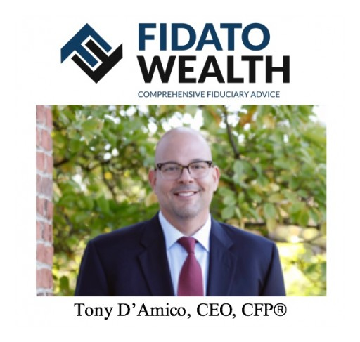 Fidato Wealth Recognized for Second Year in a Row in Financial Advisor Magazine