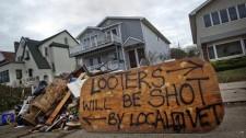 Fox 5 Hurricane Sandy Pic