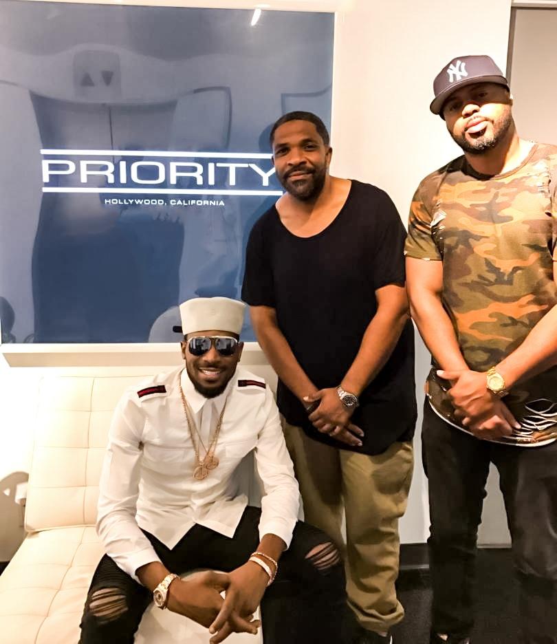 Former Kanye West G O O D  Music Protege D'Banj Signs New