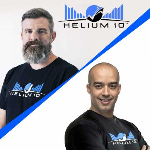 Former Amazon Industry SaaS Executives Join Helium 10 Amid Unprecedented Growth