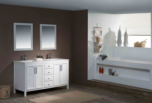 Fresh Modern Bathroom Vanities at Polaris Home Design