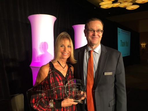Jazzercise, Inc. Founder and CEO Judi Sheppard Missett Wins Lifetime Achievement Award