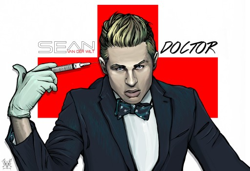 """**Out Now** Triple Threat Sean van der Wilt Releases His Highly Anticipated Second Single, """"Doctor"""""""