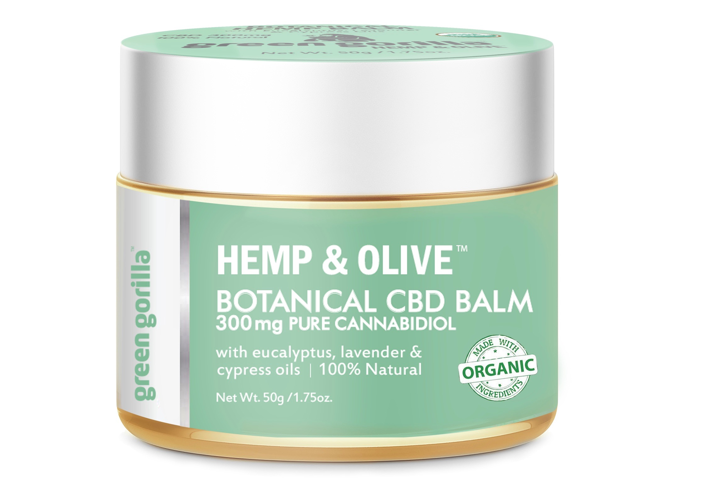 Green Gorilla Launches Botanical CBD Balm for Treatment of Muscle ...
