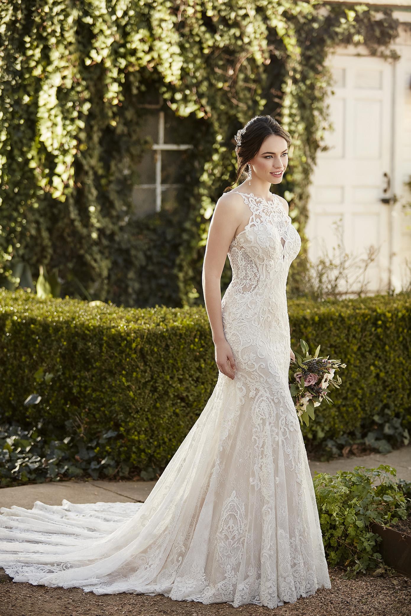 Wedding Dress Designer Martina Liana Launches Fall 2017