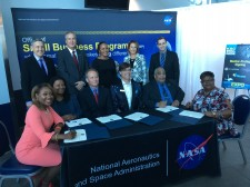Official Signing of the a.i. solutions, Inc. and Red Canyon Software, Inc. Mentor-Protege Agreement