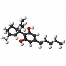 CBD Molecule - GB Sciences