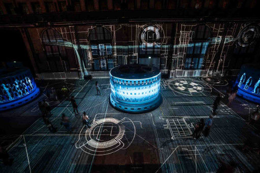 Thinkwell Group Congratulates Niagara Parks Power Station on the Opening of a New Multimedia Experience Currents: Niagara's Power Transformed
