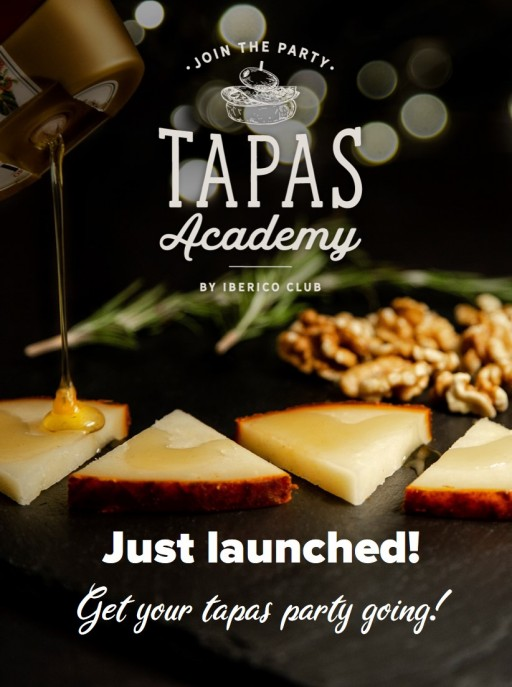 Ibérico Club Launches Tapas Academy to Show Every Food Lover in America How to Make the Best Tapas Recipes in Less Than 30 Seconds