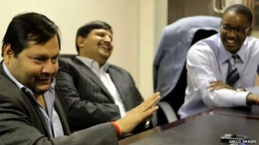Briefly, South African News: 31 Gupta Properties Seized by Indian Revenue Authorities