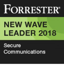 Wickr Named Leader in Forrester New WaveTM Secure Communications Q4 2018