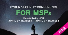 Cybersecurity Virtual Conference for MSP Lead Generation