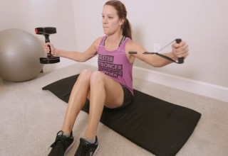 Stay Fit Mini Gym at home