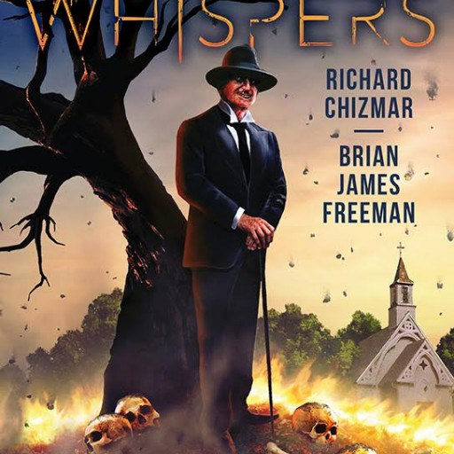 A New Story is Born: Collaboration Between Richard Chizmar and Brian Freeman Titled Darkness Whispers Makes Its E-Book Debut