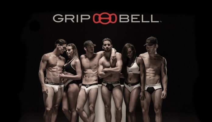 GripBell. Promo group shot.