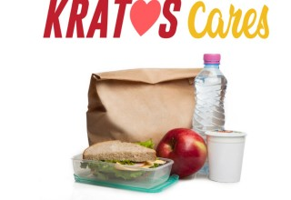 Kratos Cares partners with Snappy Sacks