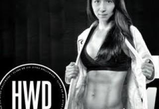 Clube Hollywood Fighter Lulu Liu Wins 2017 Masters World Jiu Jitsu Championship