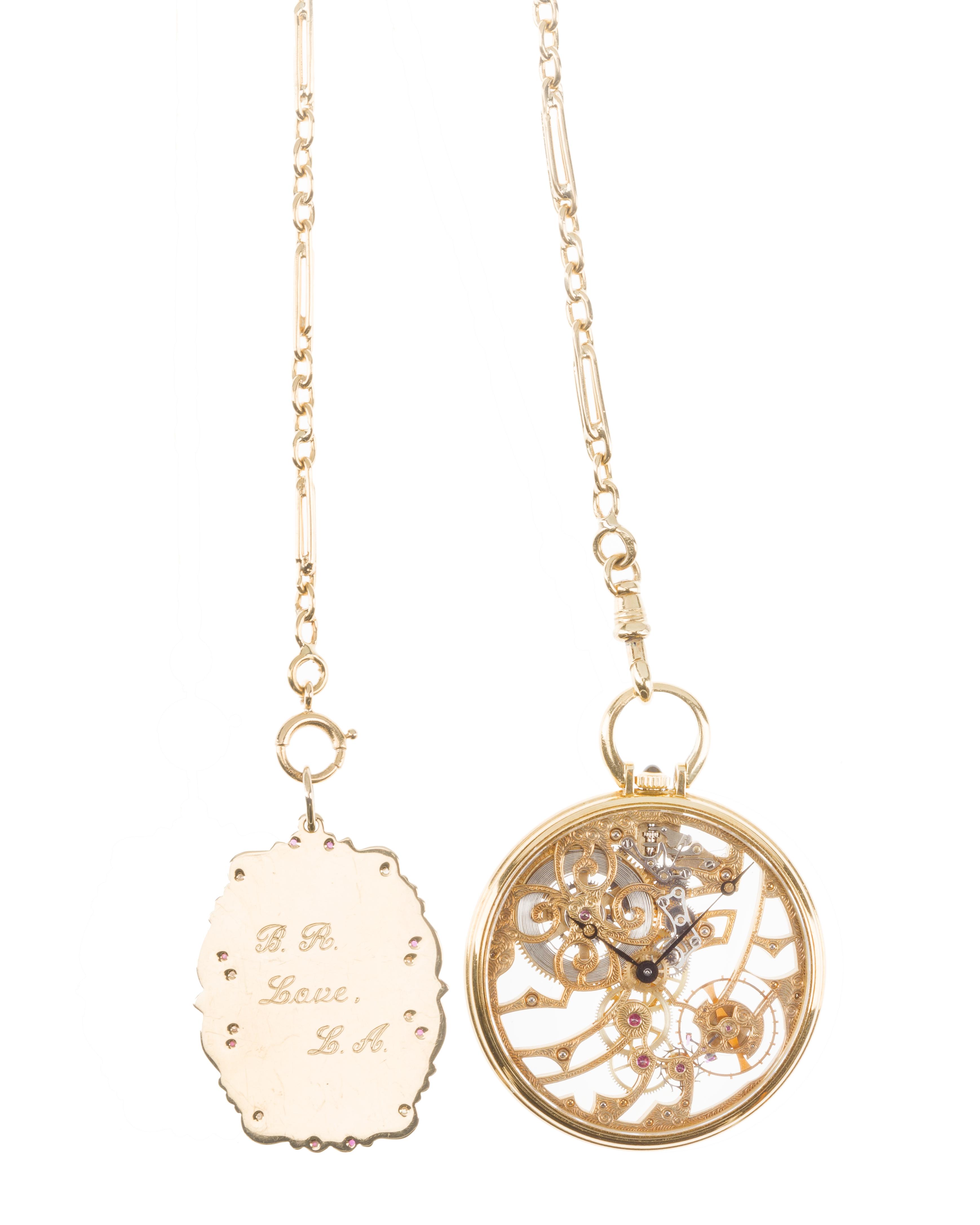 Burt Reynolds Rare Pocket Watch to Auction on May 21