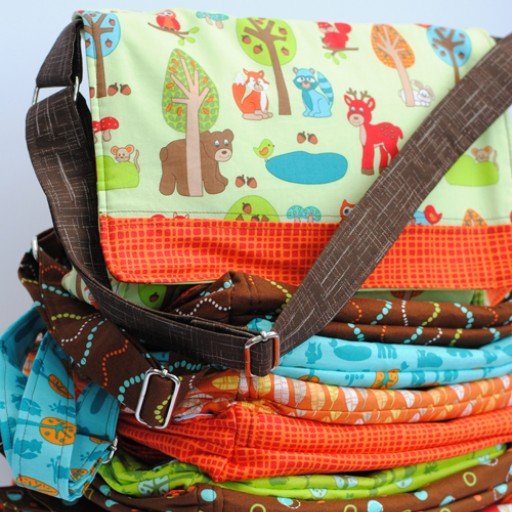 Sewn Lakeside Announces Launch of the Small Fry Collection, Kid's Bags That Are Ready for Adventure
